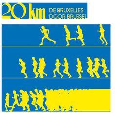 20 kilometer door Brussel - Natuurpunt