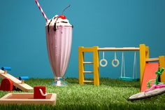 #ImpatientFoodie Hip-Hop Challenge! Artist: Kelis.  Lyric: My milkshake brings all the boys to the yard.  Album: Tasty