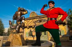 All in the Details: My What a Guy, Gaston! Exploring Gaston's Tavern in New Fantasyland at Magic Kingdom Park