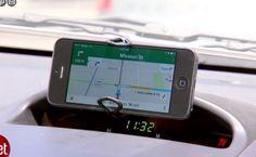 Suporte para celular ou GPS: Faça você mesmo!