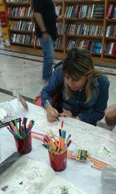 Arte Terapia STABILO em São Paulo