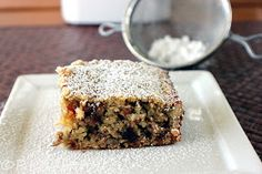 The Curious Country Cook: : Pecan Almond Date Bars