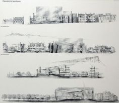 denton corker marshall drawings - Google Search