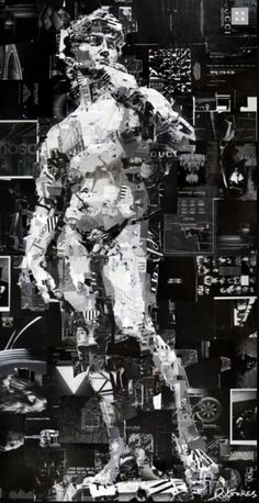 NEW! Statuesque David, signed lmtd ed of 250 <i>by Derek Gores</i>