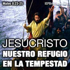 Jesucristo nuestro refugio en la tempestad