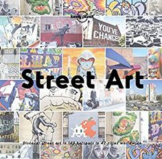 Street Art / Ed BARTLETT - Discover the street art scene in London, Melbourne, San Francisco and 39 other cities around the world through vivid photography. From Banksy's stencils and Invader's mosaics to amazing murals, this insider's guide provides practical details and maps of where to find secret stashes of street art, and introduces key artists, festivals and locations.  Street art is now present in almost every city, town and village in the world, from Aachen to Zwolle.