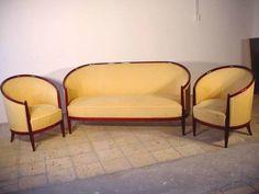 Art  Deco livingroom  set #ArtDeco