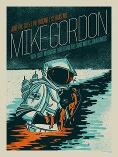 John Vogl Mike Gordon, Spoon & More Posters Release