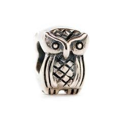 Chi Omega HOOT! Owl Charm