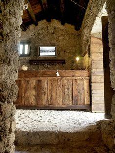 Albergo Diffuso S. Stefano di Sessanio, S. Stefano di Sessanio, 2009 Oriano Associati Architetti #architecture #italy #villagehotel #hotel