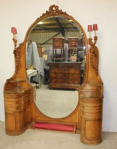 ~ Magnificent French Dressing Table ~ sellingantiques.co.uk