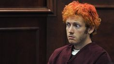 A July 2012 file photo shows accused Colorado gunman James Holmes in Arapahoe County District Court in Centennial, Colo. Holmes, accused of killing 12 people and injuring 70 in a movie theatre last summer, is to appear in court again on Monday for a weeklong preliminary hearing in which prosecutors will outline their case against him.