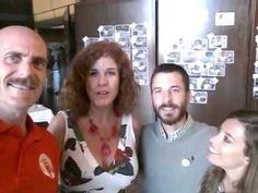 Con nuestros patrocinadores que, gracias a ellos, hemos descubierto que podemos trabajar desde casa con nuestro negocio on line.  INFÓRMATE: http://tatoymar.com/oficina