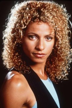 Michelle Hurd aka Richard Belzers old partner Michelle Hurd, Hawaii Five O, Crazy Hair, Actors & Actresses, Female, Lady, Magick, Blind, Brown Sugar