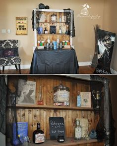 Harry Potter Birthday Party Ideas | Photo 1 of 65 | Catch My Party