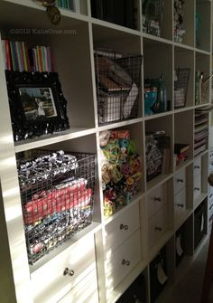 organizational shelves (reader favorite)  Photo Credit: Katie Orse, LLC   http://www.katieorse.com