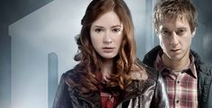 Amy and Rory Pond