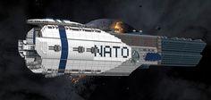 LDD Forum • Re: Praetorian Fleet Yard