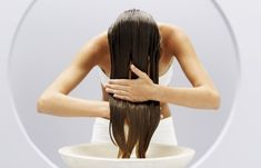 Haarmaske selber machen : Hausmittel gegen Haarausfall
