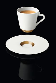 Nespresso Ritual Lungo Cups | Savor the moment with these light and elegant Ritual Lungo Cups.