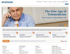 Health Care Information Technology Medical-Surgical Supplies and Pharmaceutical Distributor: McKesson    (via http://www.mckesson.com/en_us/McKesson.com/ )