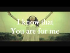 You Are For Me - Kari Jobe - Lyrics Video - YouTube