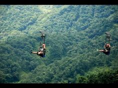 World's most extreme zipline - ZipFlyer Nepal