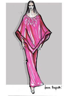 12d05e944df7 Romina Power torna al Festival di Sanremo con un look firmato Biagiotti