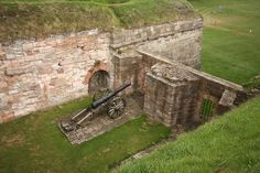 Gun Battery Berwick Upon Tweed