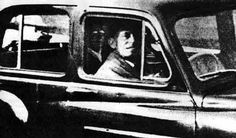 The famous back seat ghost of 1959. To date the photo has NOT been shown to be tampered with or faked in any way! This photo is one of only a few that really creep me out.