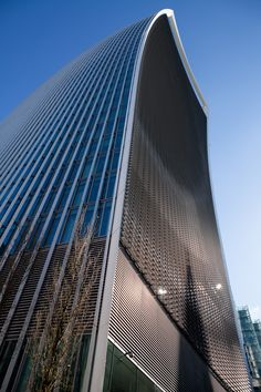 20 Fenchurch Street, London - Walkie-Talkie - This was just must-have shot in this beautiful spring morning in London