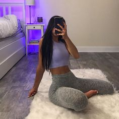 1 2 3 4 or Lazy Day Outfits, Chill Outfits, Cute Casual Outfits, Summer Outfits, Teen Fashion, Fashion Outfits, Bad Girl Aesthetic, Body Inspiration, Looks Style