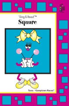 Square Big Book