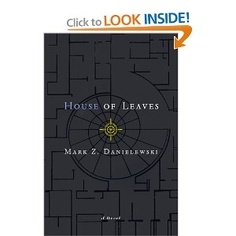 A beautifully frightening book, wonderful writing and explorative typography.  House of Leaves is the story of a house that measures larger on the inside than the outside, and all of the tribulations that come along with such a thing.  Mark Danielewski is the brother of singing artist, Poe, who made her album Haunted as an accompanying piece to this book.  Both the book and the album are their methods for working through the death of their father.  Pick up the book on Amazon starting at…