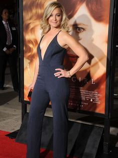 Actress Elisabeth Rohm arrives at the premiere of 'The Danish Girl' on Nov. 21, 2015, in Westwood, Calif.  Gregg DeGuire, WireImage
