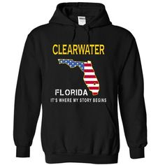 I Love CLEARWATER Shirt, Its a CLEARWATER Thing You Wouldnt understand