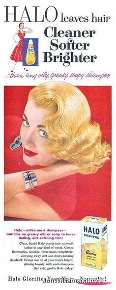 Advert Pixavon Shampoo Austria Hair Vintage 12X16 Inch Framed Art Print