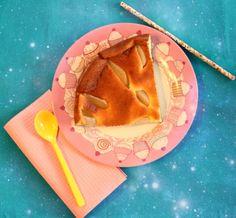 Gâteau yaourt grec & poire - Delicious Cupcakes !