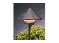 Same Kichler light for landscape - with thin stem.