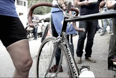 Beautiful bicycles in beautiful Tuscany: what else but L'Eroica?