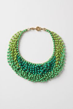 gorgeous necklace (and color palette)