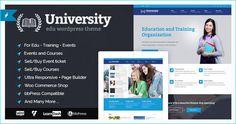 21 Exclusive Educational WordPress Theme