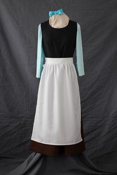 Cinderella Work Dress Custom Costume by NeverbugCreations on Etsy, $300.00