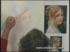 Step by Step Watercolor Portraits: DVD excerpt from Suzanna Winton