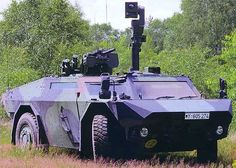 The first Fennek reconnaissance vehicles were delivered to the Dutch army in July 2003 and to the German Army in December 2003. - Image - Army Technology