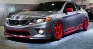 Honda Accord Coupe Modifications pictures 2013