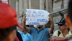 Amnistía Internacional asegura que el indulto a Fujimori es un «duro golpe» a la lucha contra impunidad