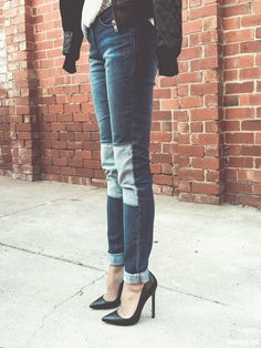 Get Free  #Bleached #Jeans