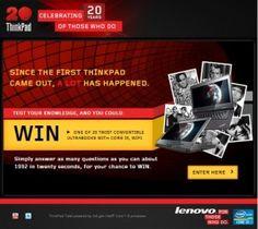 Win Lenovo Twist Convertible Ultrabook