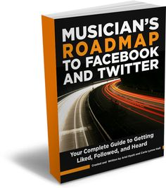 My 2nd book - Musician's Roadmap to Facebook & Twitter
